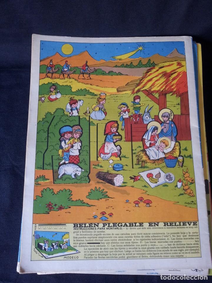 Tebeos: TBO - LOTE DE 13 ALMANAQUES HUMORÍSTICO - BUIGAS, ESTIVILL Y VIÑAS 1958 - LEER DESCRIPCION - Foto 8 - 111724731