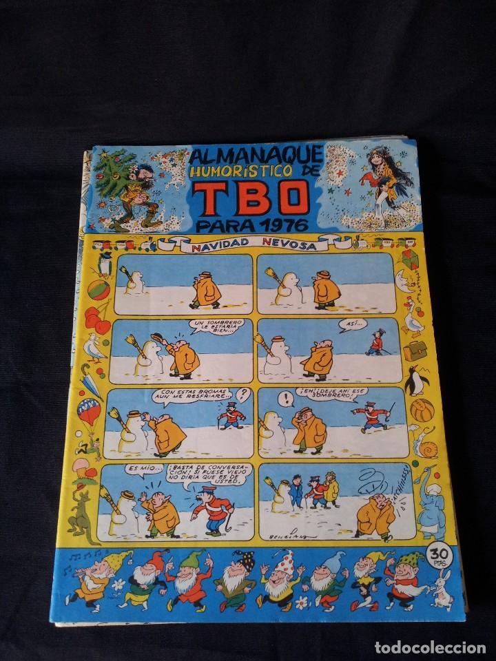 Tebeos: TBO - LOTE DE 13 ALMANAQUES HUMORÍSTICO - BUIGAS, ESTIVILL Y VIÑAS 1958 - LEER DESCRIPCION - Foto 21 - 111724731