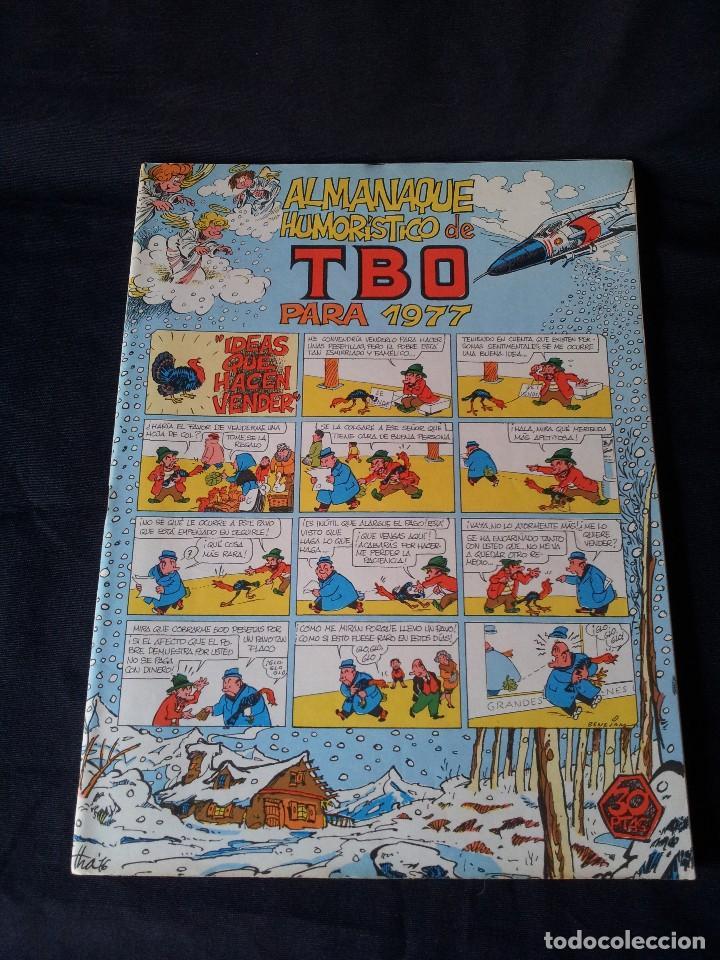 Tebeos: TBO - LOTE DE 13 ALMANAQUES HUMORÍSTICO - BUIGAS, ESTIVILL Y VIÑAS 1958 - LEER DESCRIPCION - Foto 23 - 111724731