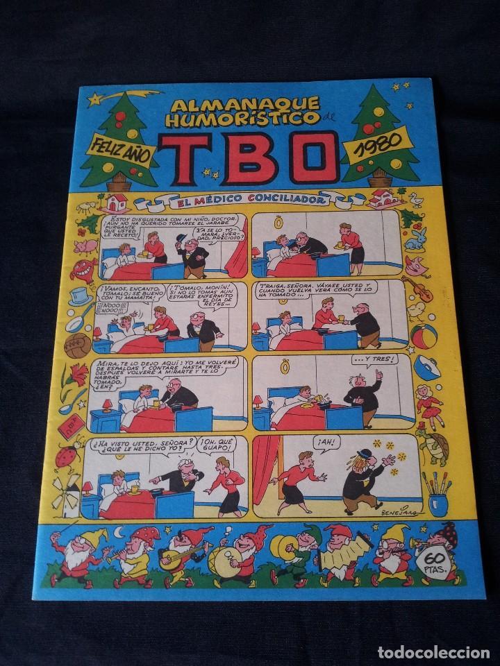 Tebeos: TBO - LOTE DE 13 ALMANAQUES HUMORÍSTICO - BUIGAS, ESTIVILL Y VIÑAS 1958 - LEER DESCRIPCION - Foto 27 - 111724731