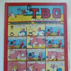 Tebeos: EL TBO Nº 2458. Lote 113771651
