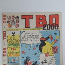 Tebeos: TBO 2000 Nº 2131. Lote 115453391