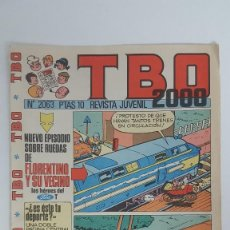 Tebeos: TBO 2000 Nº 2063. Lote 115453891