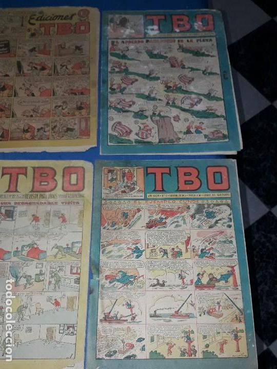 Tebeos: LOTE DE 8 TBO 1928 - Foto 2 - 116479175