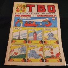 Tebeos: TBO-REVISTA INFANTIL-ANTIGUO ,TEBEO,CÓMIC RETRO VINTAGE-ORIGINAL,571. Lote 116667299