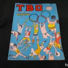 Tebeos: TBO-REVISTA INFANTIL-ANTIGUO ,TEBEO,CÓMIC RETRO VINTAGE-ORIGINAL-ESPECIAL OLIMPIADAS. Lote 116667811