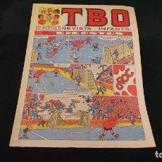 Tebeos: TBO-REVISTA INFANTIL ANTIGUO ,TEBEO,CÓMIC RETRO VINTAGE-ORIGINAL,572. Lote 116668067