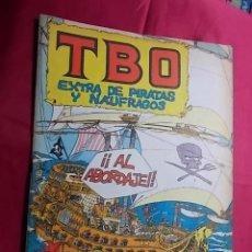 BDs: TBO EXTRA DE PIRATAS Y NÁUFRAGOS. BUIGAS.. Lote 117075223