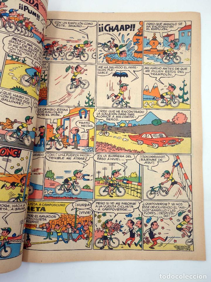 Tebeos: TBO REVISTA INFANTIL 649. OJO CON LA PINTURA (Vvaa) Buigas, Estivil y Viña, 1970. OFRT - Foto 2 - 288143058