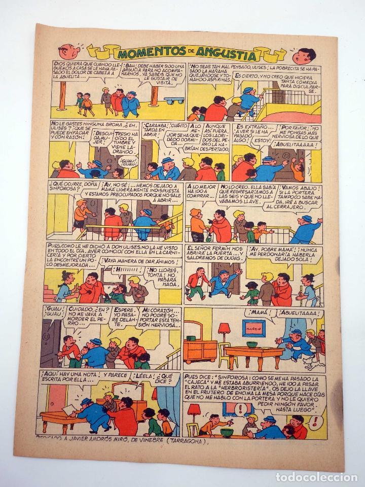Tebeos: TBO REVISTA INFANTIL 649. OJO CON LA PINTURA (Vvaa) Buigas, Estivil y Viña, 1970. OFRT - Foto 3 - 288143058