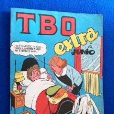 Tebeos: TBO - EXTRA DE JUNIO. Lote 120812871