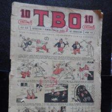 Livros de Banda Desenhada: TBO Nº 918 EDITORIAL BUIGAS 1ª EPOCA. Lote 120863051