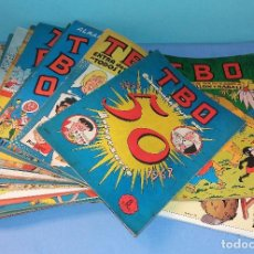 Tebeos: GRAN LOTE DE 29 COMICS TBO ANTIGUOS ORIGINALES EXTRAS Y ALMANAQUES VER FOTOS MUY BUEN ESTADO. Lote 121118059