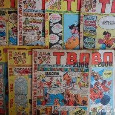 Tebeos: LOTE DE 9 COMICS TBO 2000, VER FOTOS. Lote 121311887
