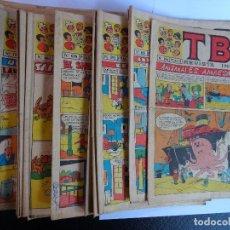Tebeos: LOTE DE 28 COMICS TBO AÑOS 50 , VER FOTOS. Lote 121316511
