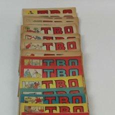 Tebeos: COLECCIÓN DE 30 TBO Y 3 ALMANAQUE. BARCELONA. 1928-1958.. Lote 121989183