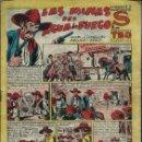 Tebeos: EPISODIOS Y AVENTURAS DE S - Nº 15 - LAS MINAS DEL AGUA DE FUEGO - EDICIONES TBO 1947 -ORIGINAL. Lote 122562315