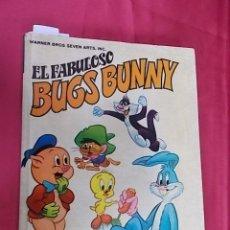 Tebeos: EL FABULOSO BUGS BUNNY. BRUGUERA. 1969 1ª EDICION. Lote 122830751