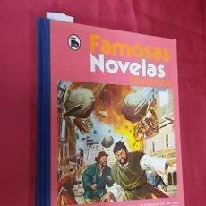Tebeos: FAMOSAS NOVELAS,. VOLUMEN XIII. BRUGUERA. 1982 1ª EDICION. Lote 122830995