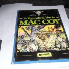 Tebeos: GOURMELEN,A.H.PALACIOS, LA LEGENDE D'ALEXIS MAC COPY. Lote 123312043