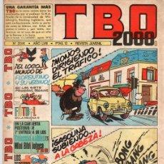 Tebeos: TBO 2000. Nº 2096. 18 OCTUBRE 1974.. Lote 192968266