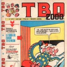 Tebeos: TBO 2000. Nº 2078. 14 JUNIO 1974.. Lote 124590634