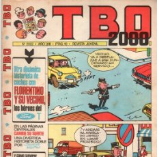 Tebeos: TBO 2000. Nº 2082. 12 JULIO 1974.. Lote 124591239