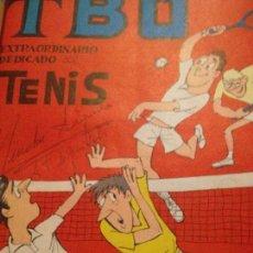Tebeos: TOMO CON EXTRAORDINARIOA DE TBO,19 REVISTAS. Lote 128051695