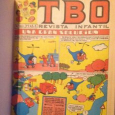 Tebeos: TOMO DE TBO,27 REVISTAS. Lote 128052975