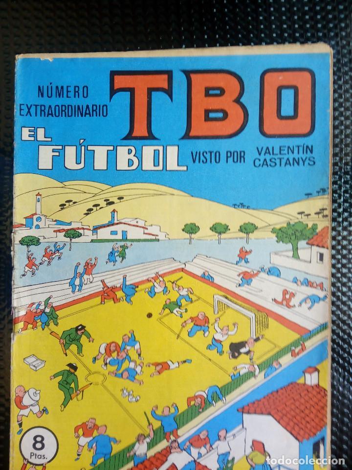 TBO - NUMERO EXTRAORDINARIO MAYO 1968 ( M 3 ) (Tebeos y Comics - Buigas - TBO)