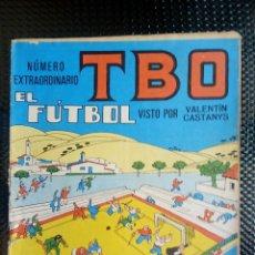 Tebeos: TBO - NUMERO EXTRAORDINARIO MAYO 1968 ( M 3 ). Lote 128271095