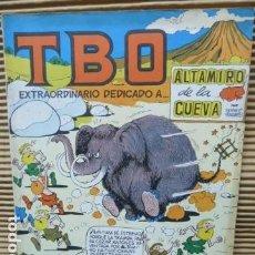Tebeos: TBO -EXTRAORDINARIO DEDICADO A ALTAMIRO DE LA CUEVA-. Lote 129279663