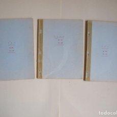 Tebeos: 3 TOMOS DE TBO Nº 414 - 421, 434 - 440, 615 - 622 - 2ª EPOCA - EDITORIAL BUIGAS 1965, 1966 Y 1969.. Lote 131343022