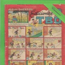 Tebeos: TBO - Nº 87 - EL POLLO TOTI VA A UNA BODA - BUIGAS - 1ª ÉPOCA. (1950).. Lote 131863626