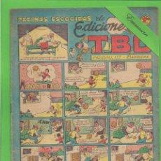 Tebeos: TBO - Nº 100 - MAÑANA DE REYES - BUIGAS - (1951).. Lote 131864734