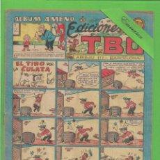 Tebeos: TBO - Nº 120 - EL TIRO POR LA CULATA - BUIGAS - (1951).. Lote 132060858