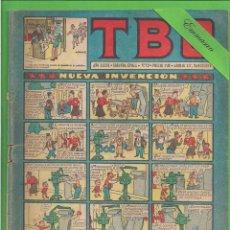 Tebeos: TBO - Nº 12 - NUEVA INVENCIÓN - BUIGAS - (1952).. Lote 132103922
