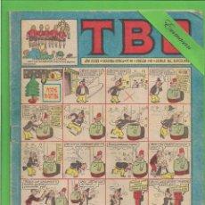Tebeos: TBO - Nº 99 - NOCHE DIVERTIDA - BUIGAS - (1955).. Lote 132107566