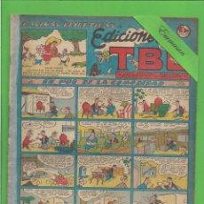 Tebeos: TBO - Nº 115 - EN POS DE LA COMODIDAD - BUIGAS - (1951).. Lote 132111758