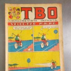 Tebeos: TBO - 645. Lote 132697878