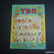 Tebeos: TBO (1952, TBO / BUIGAS, ESTIVILL Y VIÑA) EXTRA 3 · XII-1954. Lote 132969014
