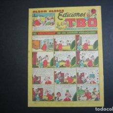 Tebeos: TBO (1943, TBO) 62 · II-1949 · EL CREPITANDUS ES UN APARATO MARAVILLOSO. Lote 133026698