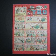 Tebeos: TBO (1943, TBO) 129 · II-1952 · EPISODIO CALLEJERO. Lote 133028306