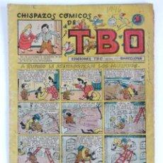 Tebeos: TBO – A RUFINO LE ATERRORIZAN LOS MUERTOS. Lote 134126258