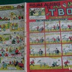 Tebeos: TBO SIN NUMERAR TEBEO T B O EL ASNO MECANICO CJ 5. Lote 134135410