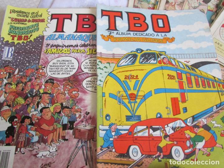 Tebeos: LOTE TBO -ALMANAQUE -EXTRA -EXTRAORDINARIO - Foto 3 - 134910966