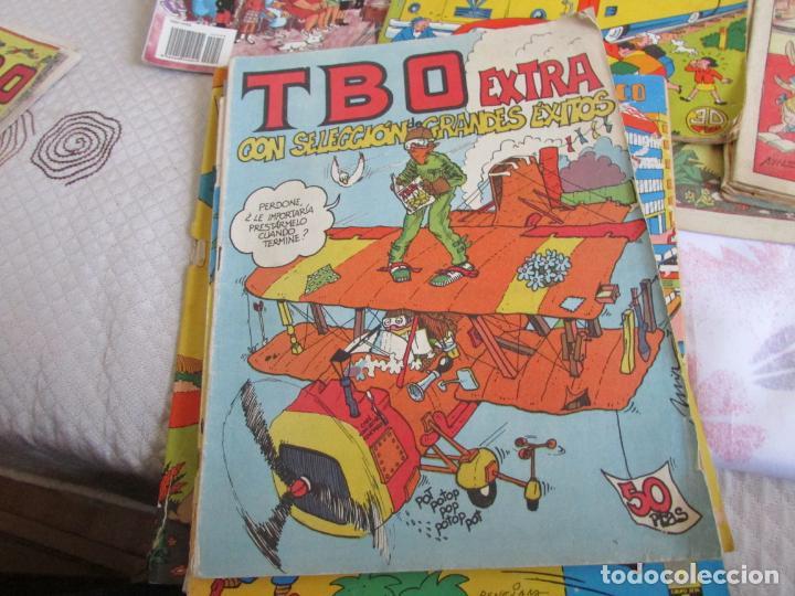 Tebeos: LOTE TBO -ALMANAQUE -EXTRA -EXTRAORDINARIO - Foto 4 - 134910966