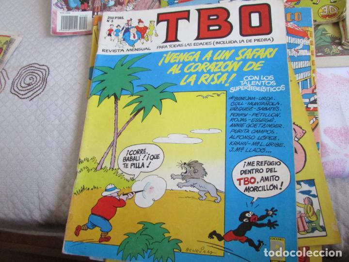 Tebeos: LOTE TBO -ALMANAQUE -EXTRA -EXTRAORDINARIO - Foto 5 - 134910966