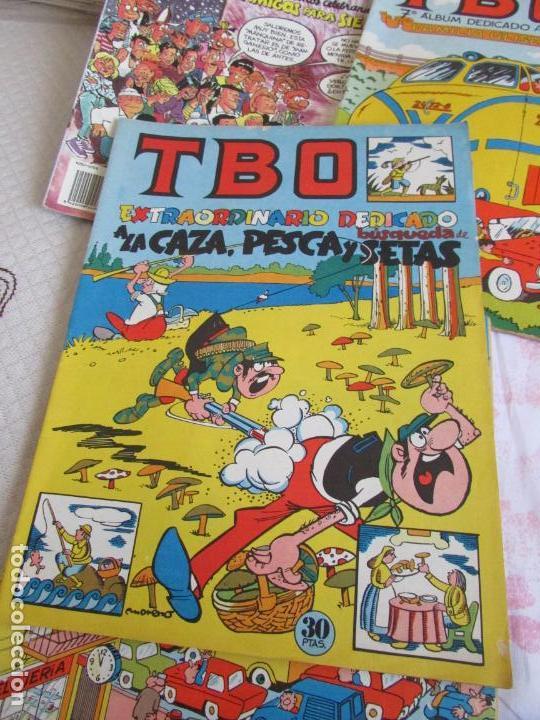 Tebeos: LOTE TBO -ALMANAQUE -EXTRA -EXTRAORDINARIO - Foto 6 - 134910966