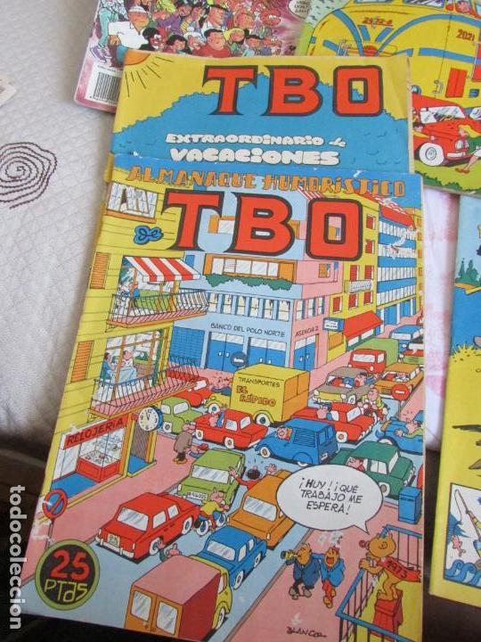 Tebeos: LOTE TBO -ALMANAQUE -EXTRA -EXTRAORDINARIO - Foto 7 - 134910966